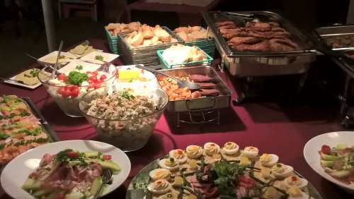 american party buffet-1